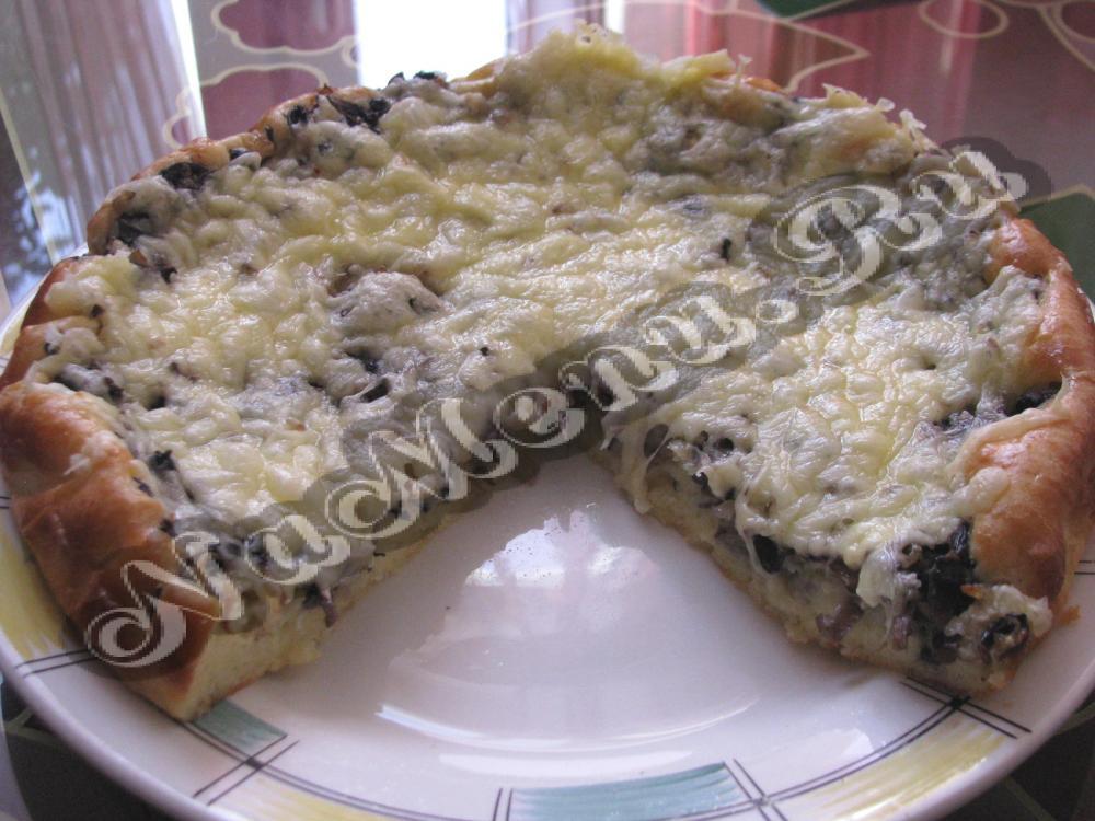 Пирог в духовке рецепты с на скорую руку