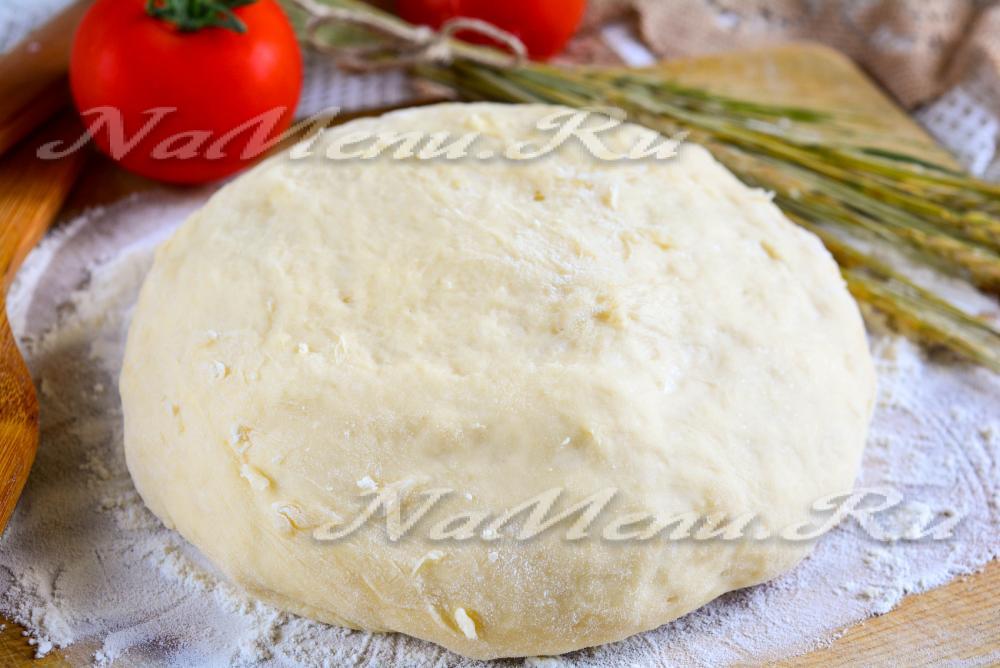 Александровский тесто для пиццы без молока код
