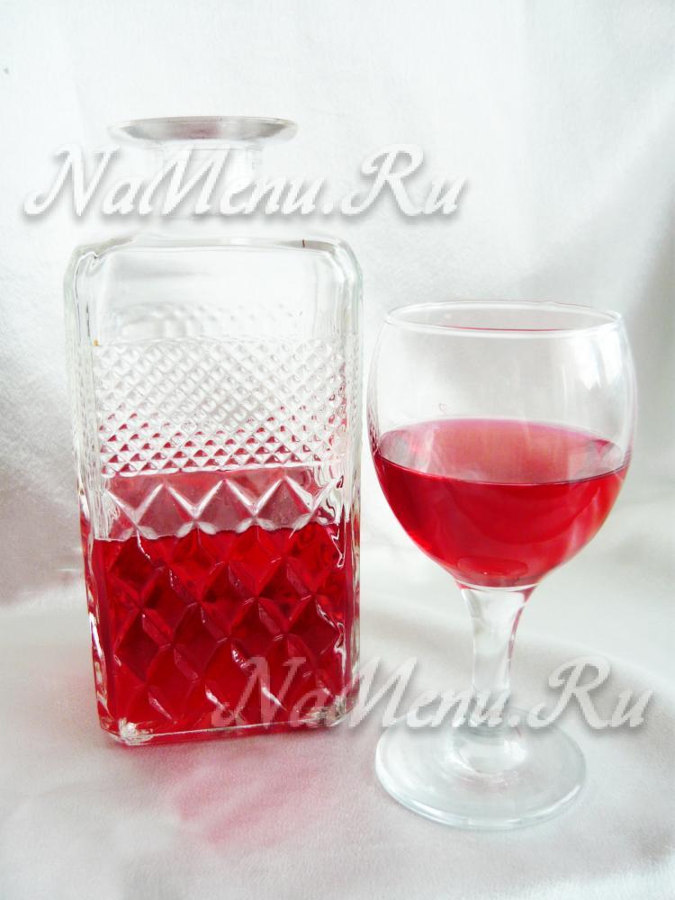 Вино из розы в домашних условиях 433