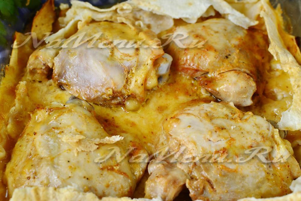 рецепт шавермы в лаваше в духовке