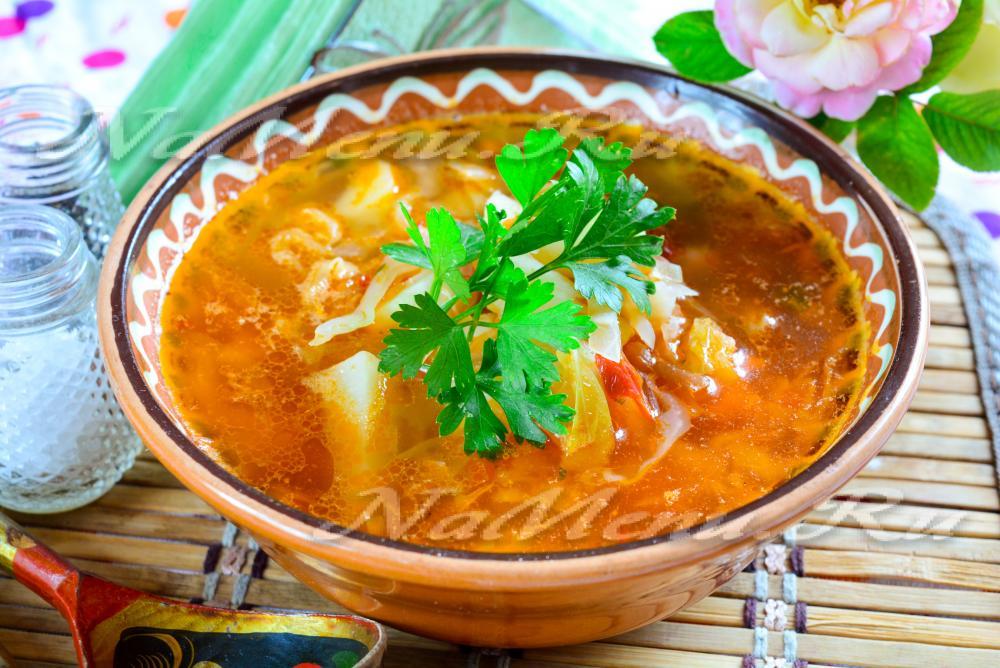 Первые блюда, супы - Рецепты с фото: простые, домашние ...