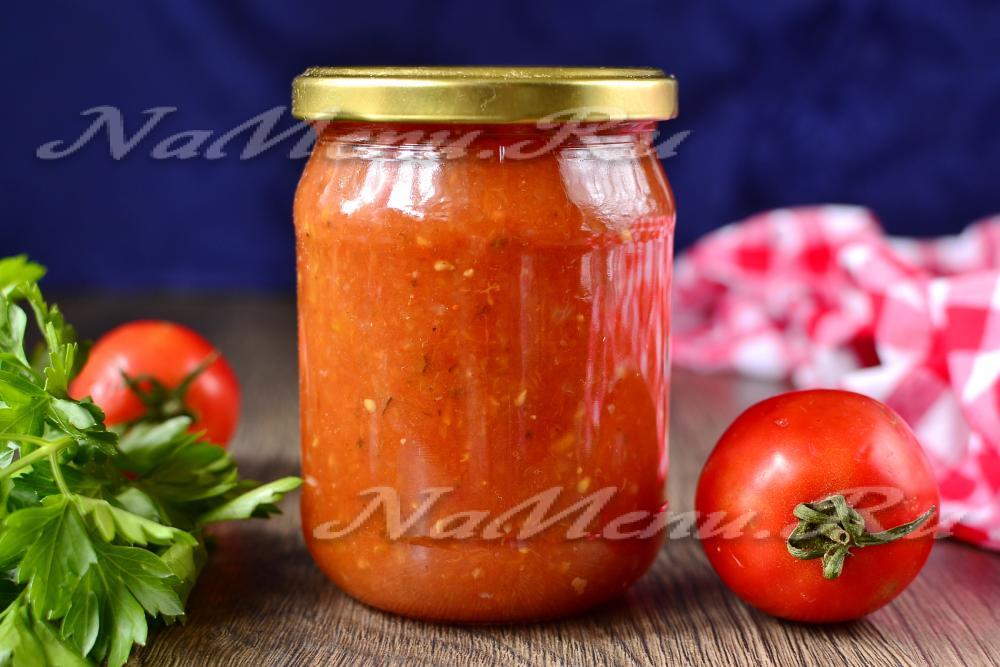 Готовить томатный сок на зиму в домашних  137