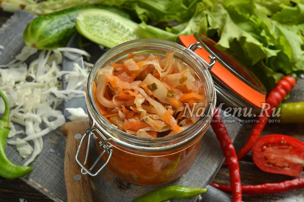 солянка с огурцами и капустой рецепт