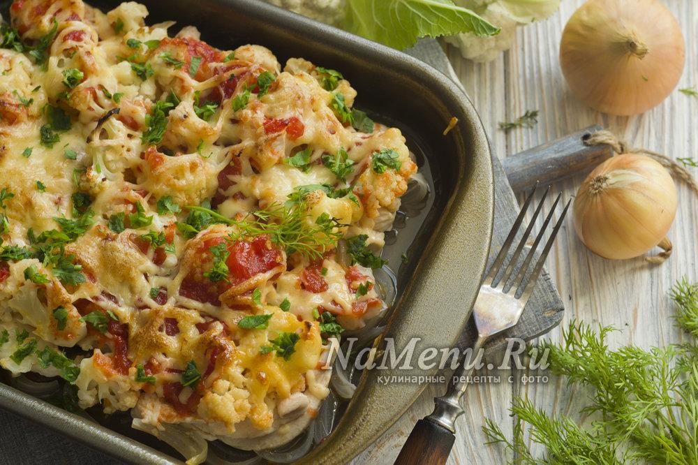 кулинария блюда из цветной капусты