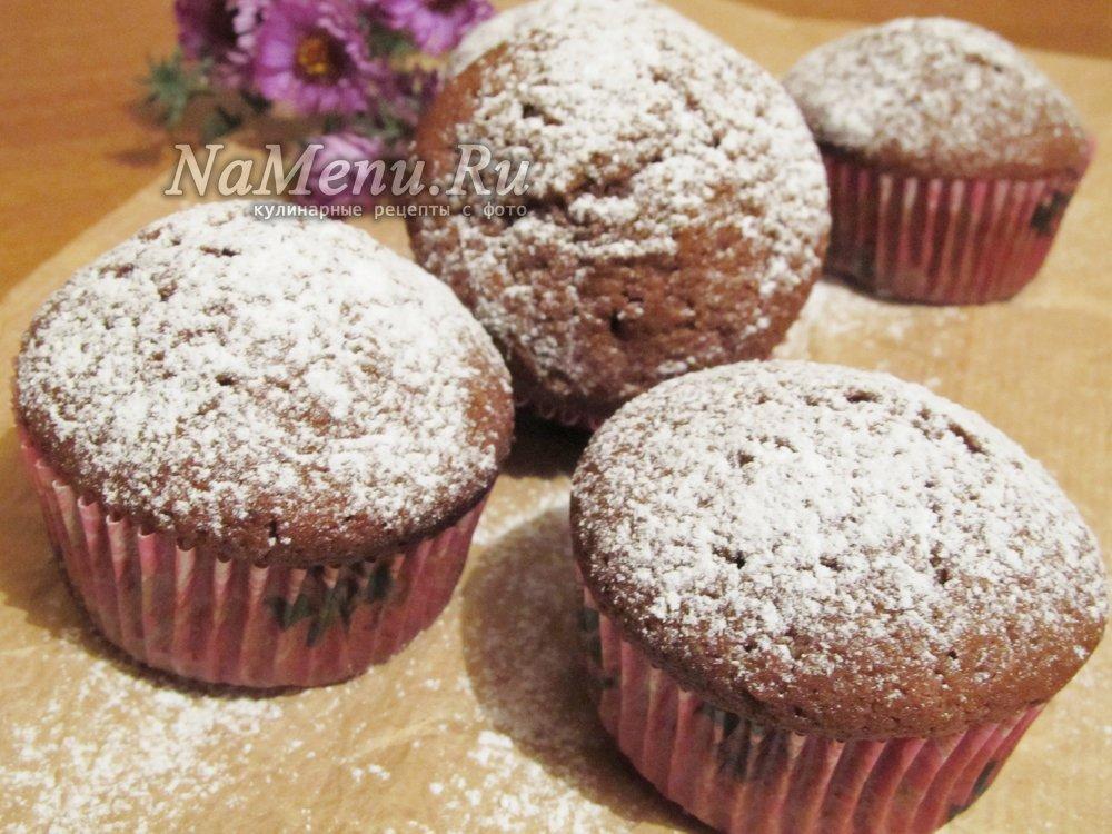 Классические кексы рецепты с фото в формочках