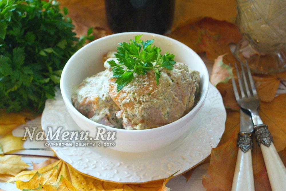 Сациви из курицы по-грузински классический рецепт в домашних условиях 43