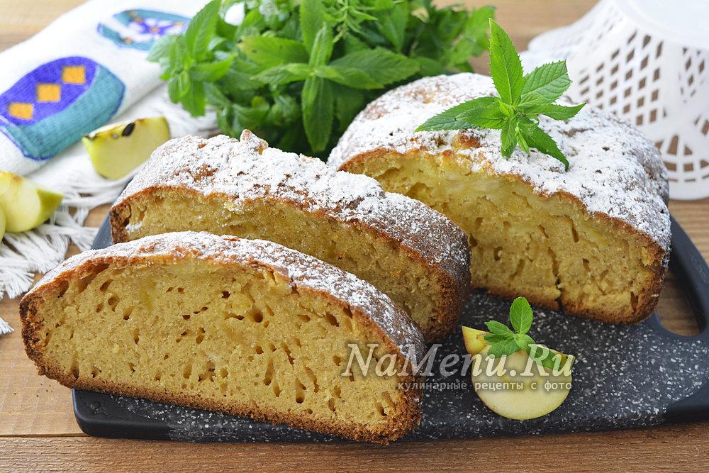 Шарлотка в хлебопечке рецепты простые