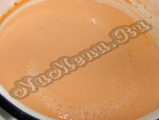 Взбиваем суп