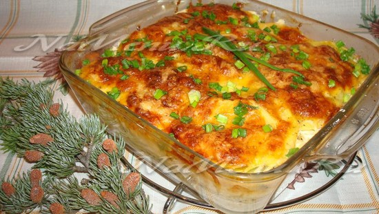 картофель дофине в духовке рецепт