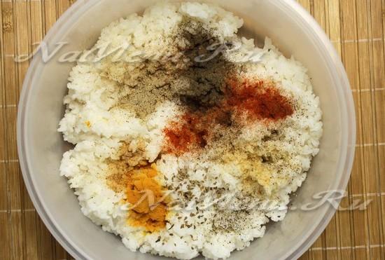 Компотной рисовая диета