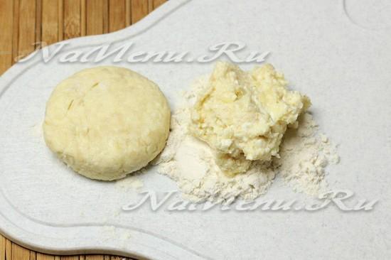 Сформировать сырники