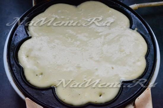 Рецепт вафель для электровафельницы венские 58
