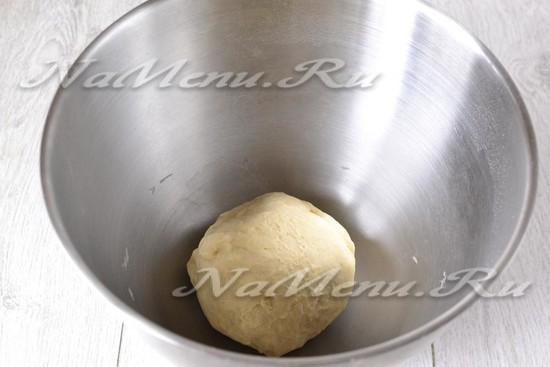 Тесто для пиццы дрожжевое тонкое на воде