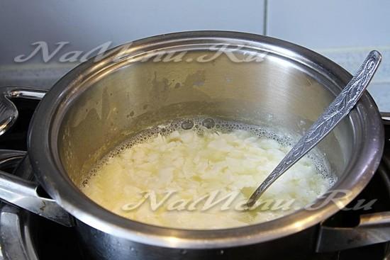Как сварить творог в молоке