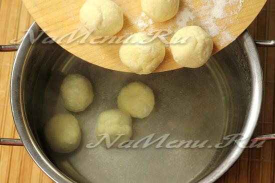 Как приготовить ленивые вареники рецепт с пошагово