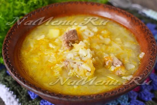 рецепт щей из квашенной капусты и свинины