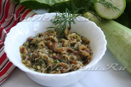 Салат на зиму из овощей без стерилизации