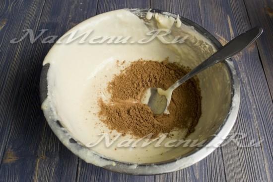Торт графские развалины пошаговый рецепт со сметаной