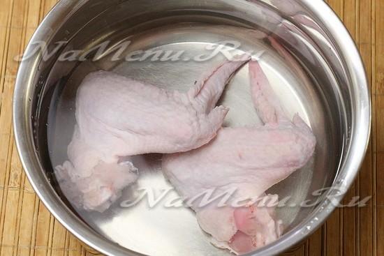 варим курицу до готовности