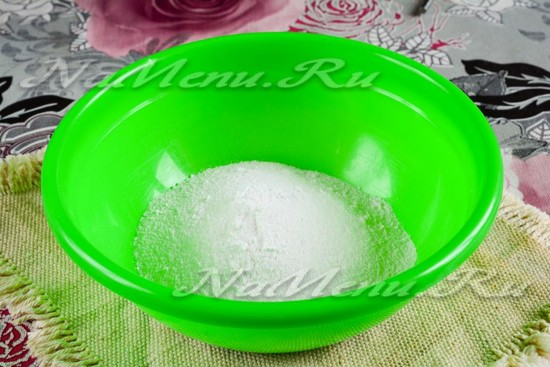 Как в домашних условиях сделать сахар 563