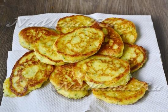 Оладьи из капусты белокочанной рецепты с пошагово