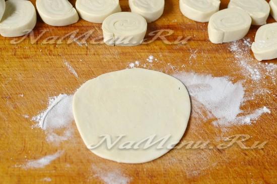 Тесто на самсу рецепт пошагово