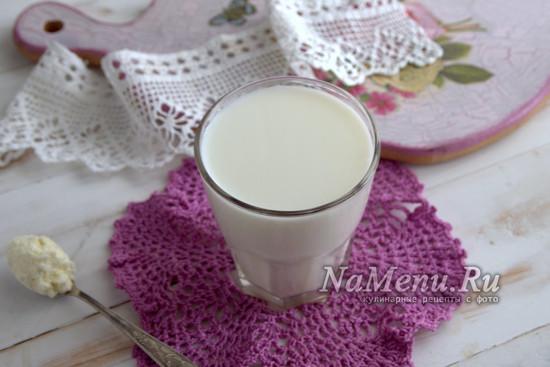 Как разводить сухое молоко: пропорции
