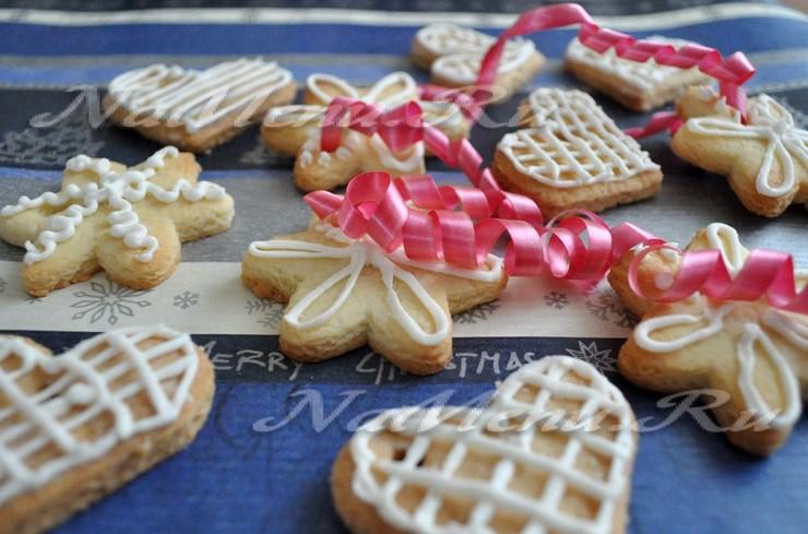 Печенья с предсказаниями рецепт песочное печенье 179