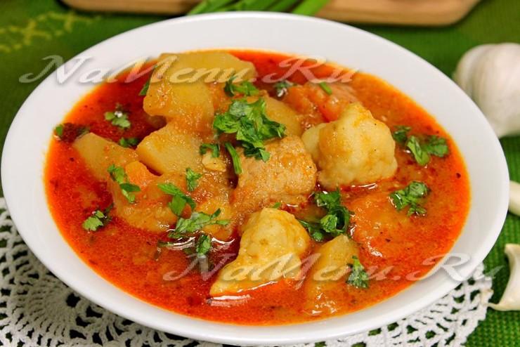 суп с клёцками пошаговый рецепт с фото со свининой