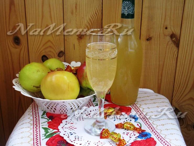 Яблочный сидр в домашних условиях - это просто!