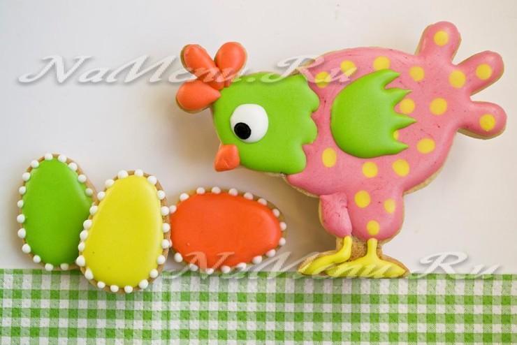 Набор пасхального печенья