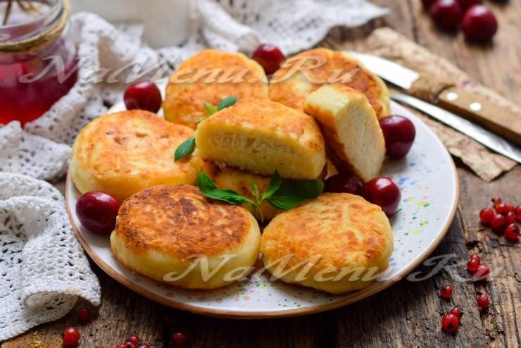Рецепт сырников из творога вкусный рецепт