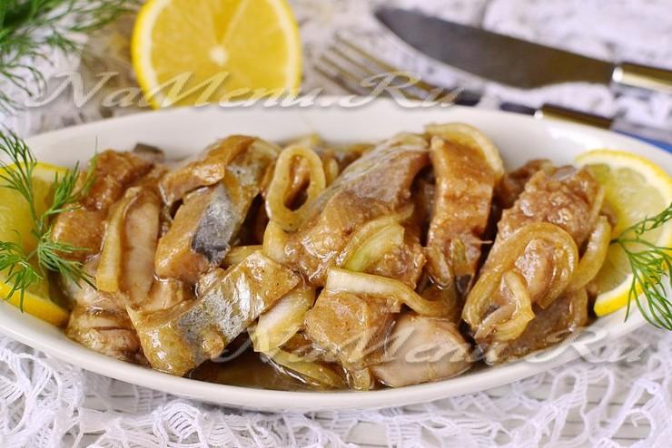 Рецепт рыбы хе классический