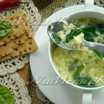 Как приготовить яичный суп