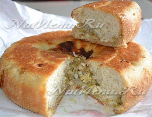 рецепты пирогов с капустой в мультиварке