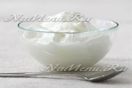 Как загустить сметанный крем?