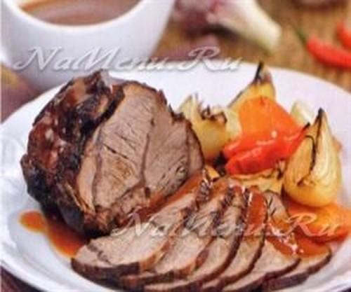 что приготовить из говядины в духовке на второе быстро и вкусно