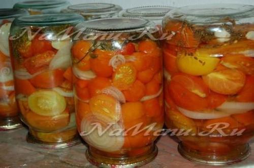 помидоры пальчики оближешь на зиму
