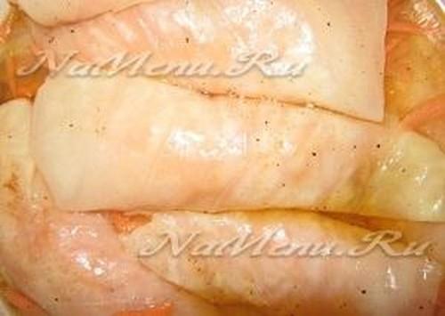рецепты маринованной капусты