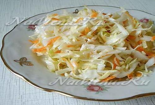 как приготовить маринованную капусту
