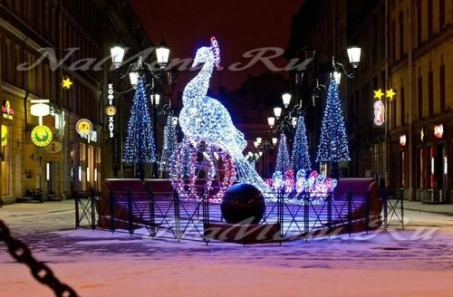 Где отметить Новый год в СПб, вариант встречи Нового года