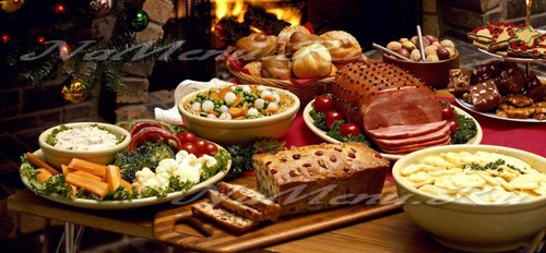Какие блюда готовят на Рождество в России, рецепты с фото