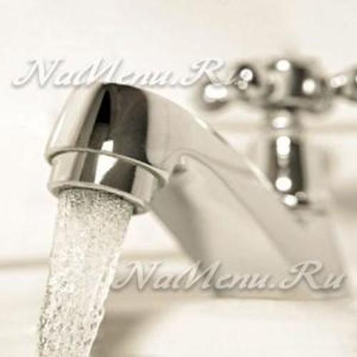 Крещенская вода из крана в квартире в ночь на 19, когда набирать