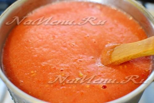 Кетчуп с яблоками в домашних условиях на зиму: рецепты