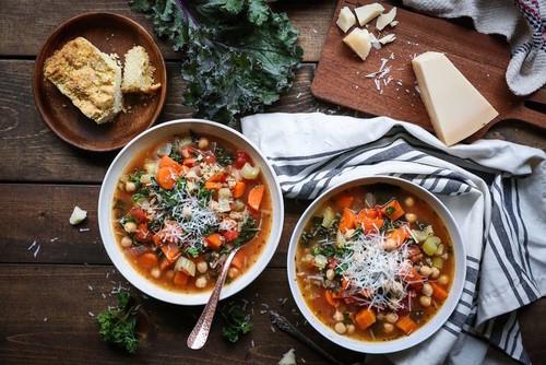 Рождественский пост 2017-2018: календарь питания по дням для мирян