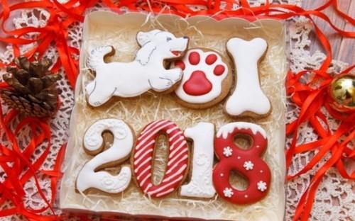 Съедобные подарки на Новый год 2018 своими руками: лучшие новогодние идеи щек