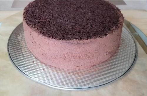 """Торт """"Трюфель"""": рецепт с фото пошагово"""