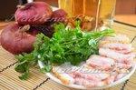 Рецепт соленого сала от чесноком