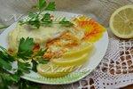 Рыбное филей на мультиварке
