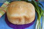 Белый зерно на хлебопечке
